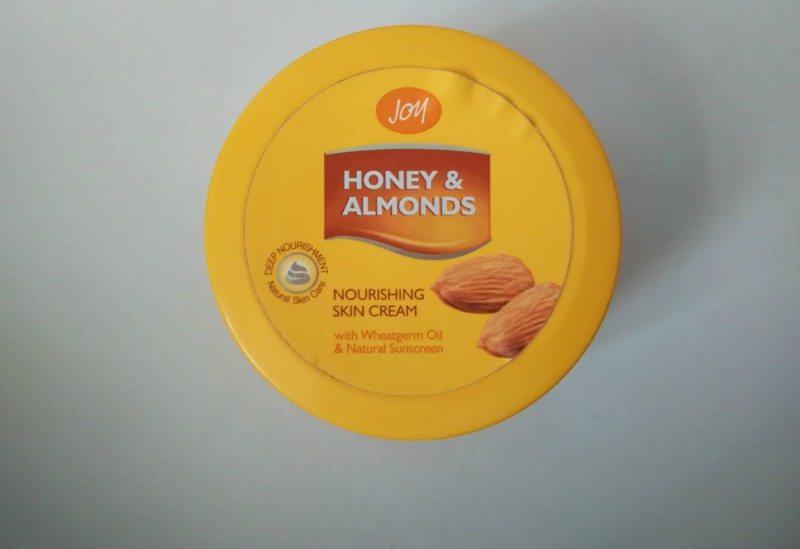 Joy Honey And Almonds Nourishing Cream