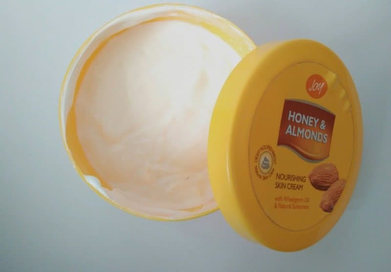 Joy Honey And Almonds Nourishing Cream 2
