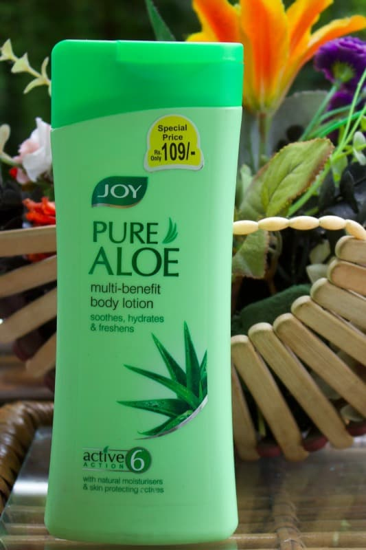 Joy Pure Aloe Body Lotion 1