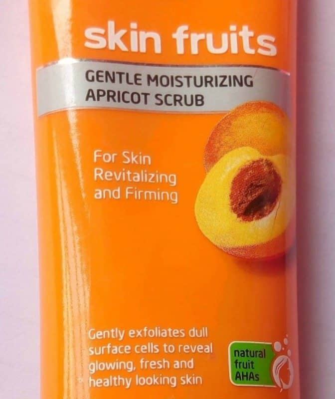 Joy Skin Fruits Gentle Moisturising Apricot Scrub 2