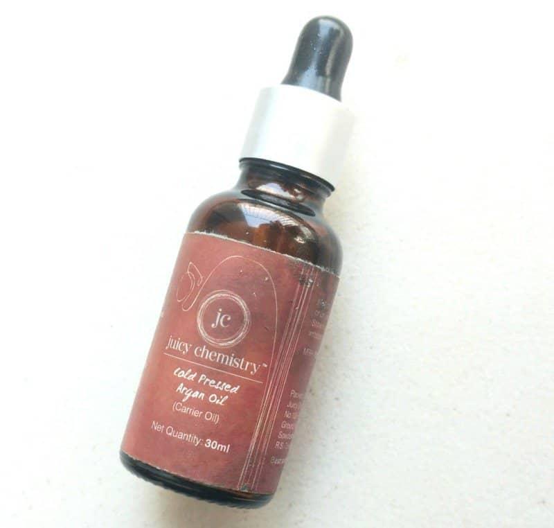 Juicy Chemistry Argan Oil