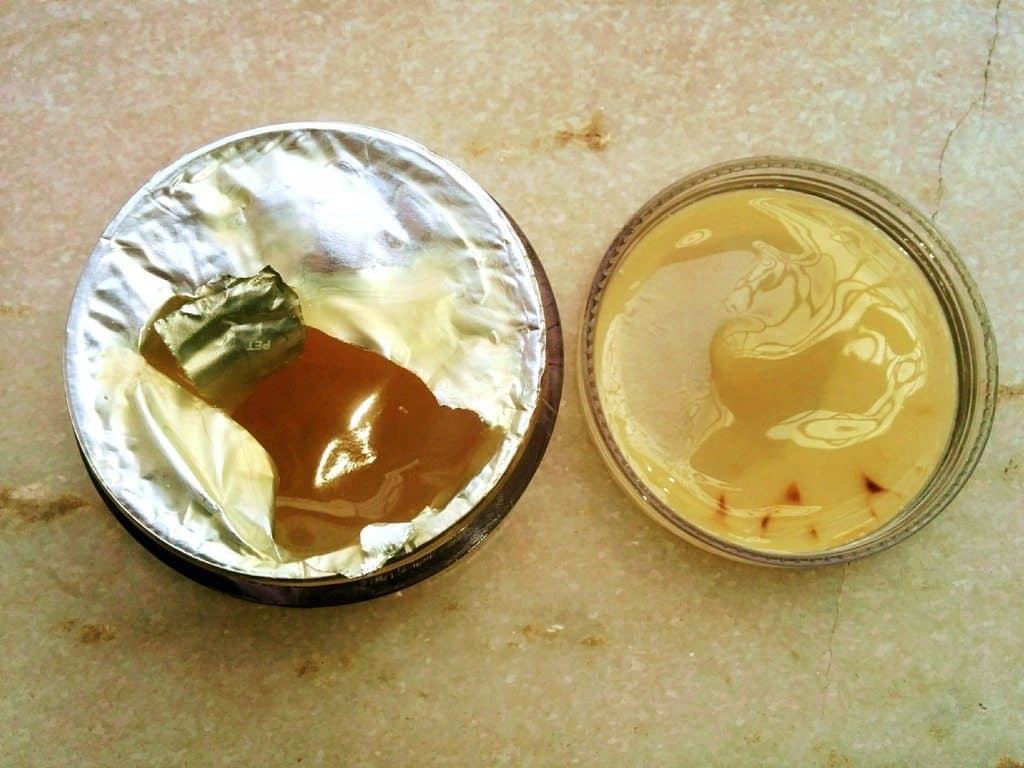 Juicy Chemistry Argan and Mango Butter Masque (Pre Shampoo Hair Spa) 1