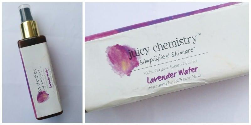 Juicy Chemistry Lavender Water