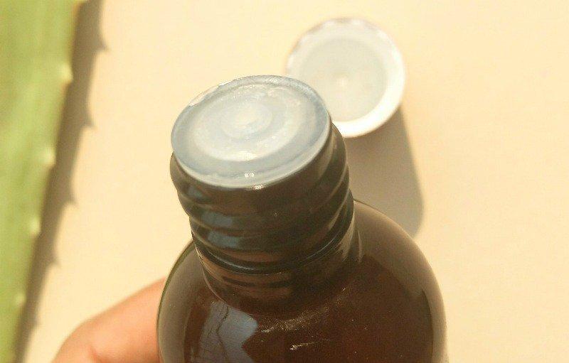 Kama Ayurveda 100% Organic Aloe Vera Cold Pressed Juice 3