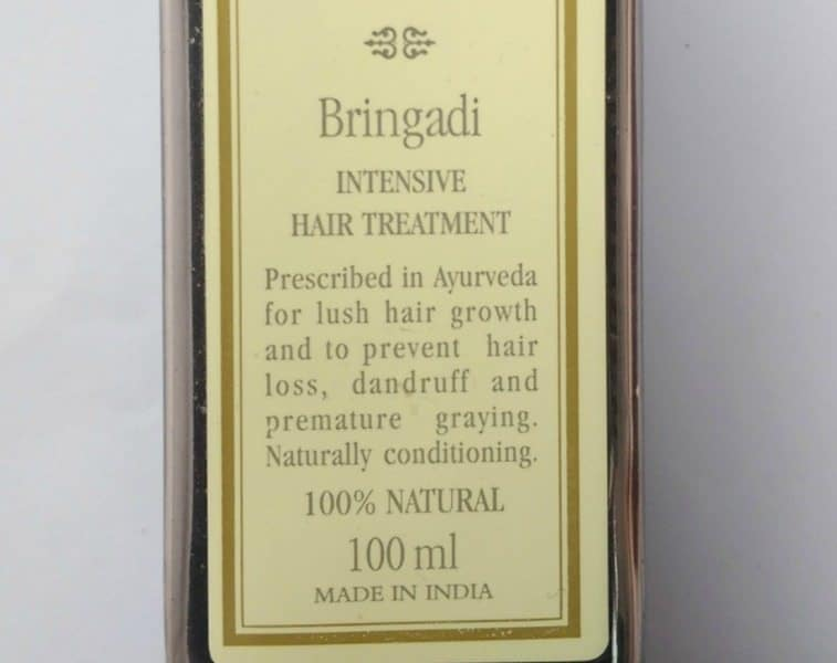 Kama Ayurveda Bringadi Intensive Treatment Hair Oil Review 2