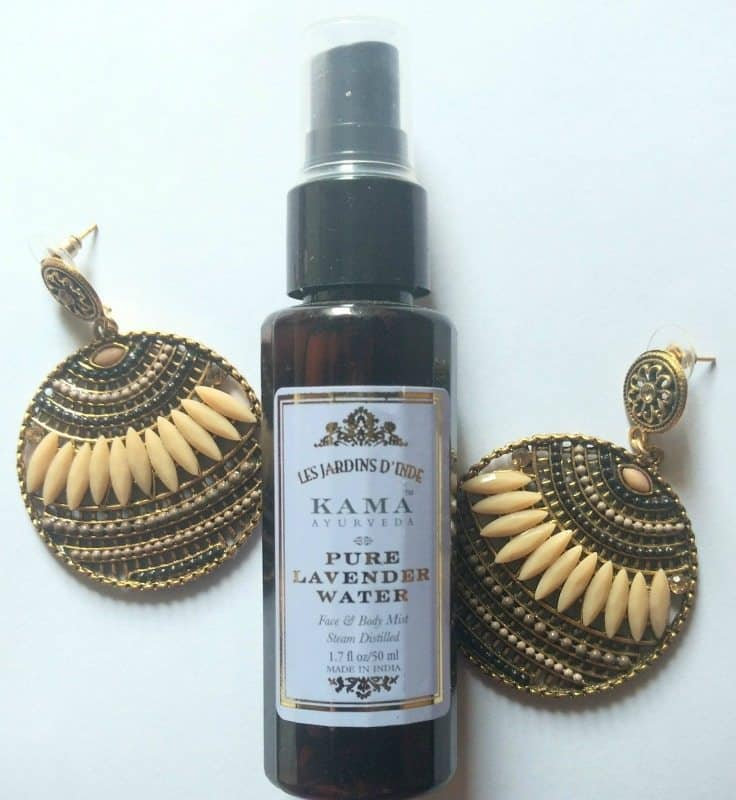 Kama Ayurveda Pure Lavender Water Face And Body Mist