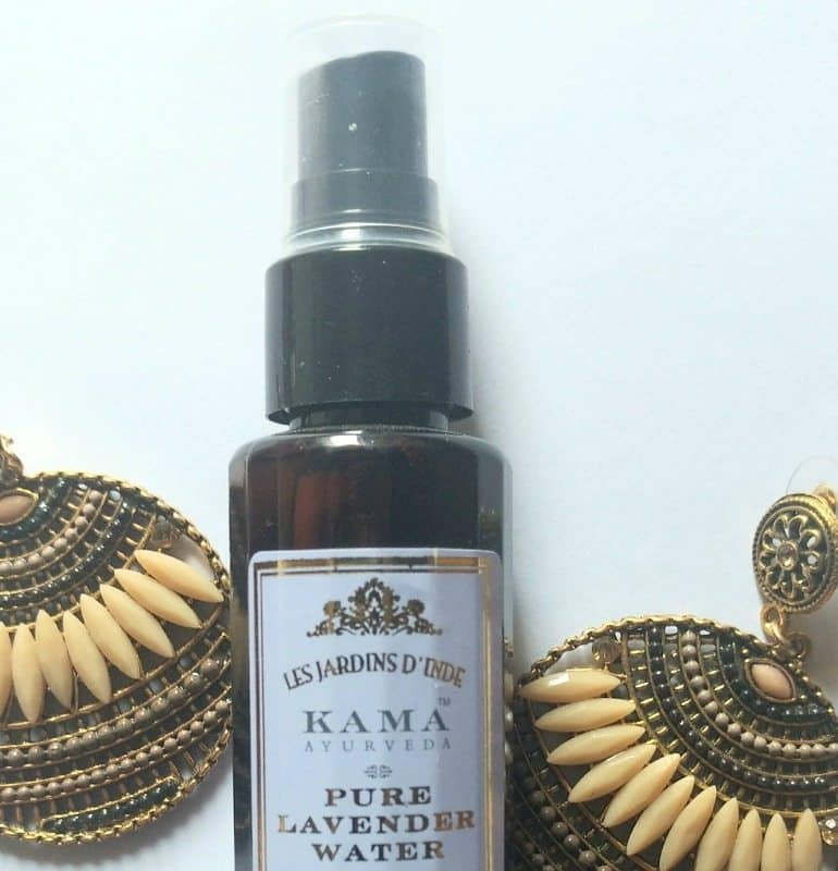Kama Ayurveda Pure Lavender Water Face And Body Mist 1