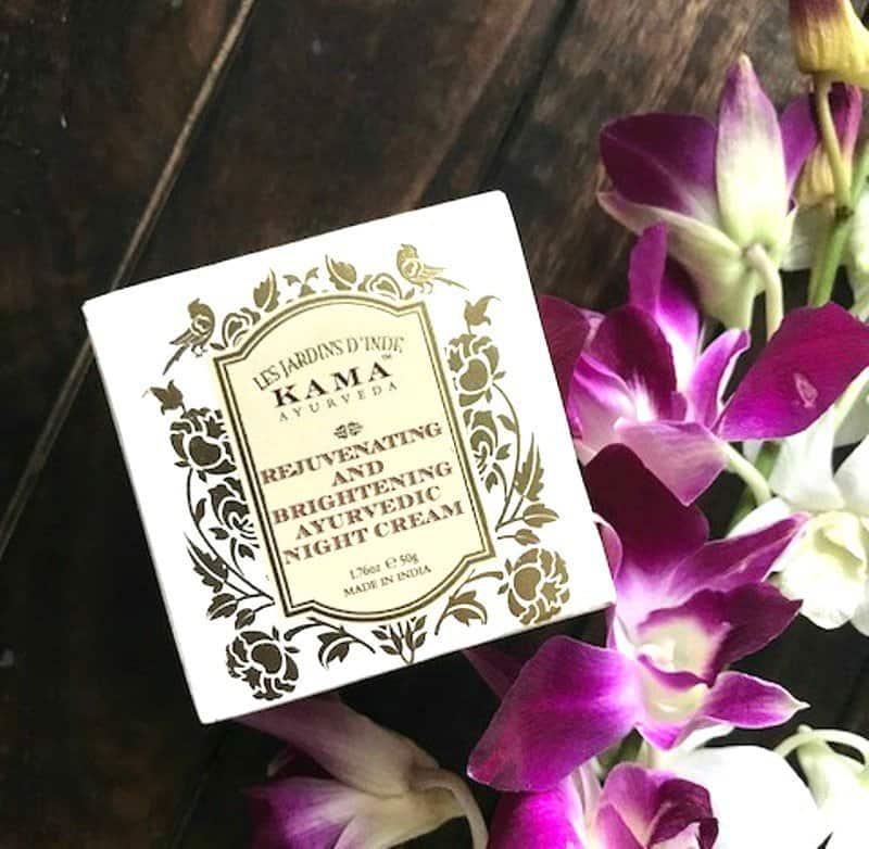 Kama Ayurveda Rejuvenating & Brightening Ayurvedic Night Cream 2