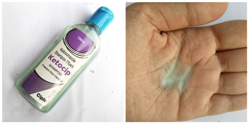 Ketocip Shampoo