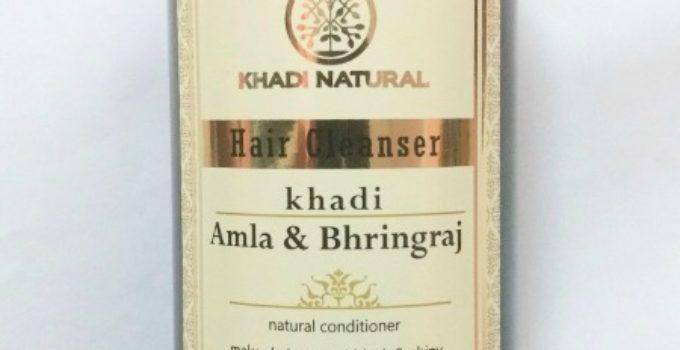 Khadi Amla And Bhringraj Hair Cleanser