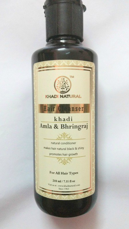 Khadi Amla And Bhringraj Hair Cleanser
