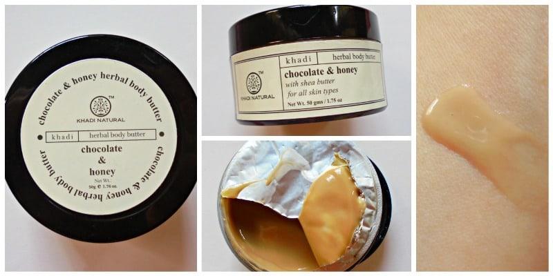 Khadi Chocolate & Honey Herbal Body Butter