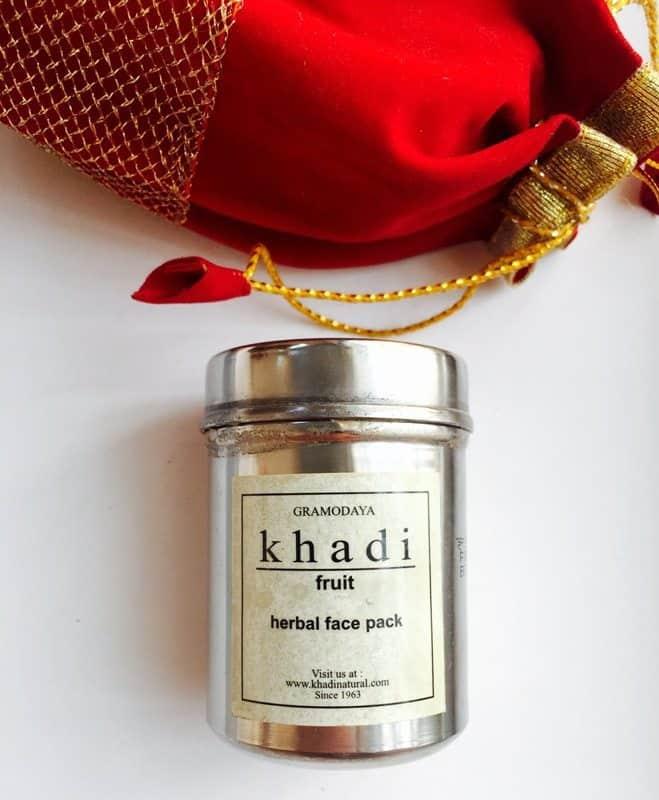 Khadi Fruit Herbal Face Pack