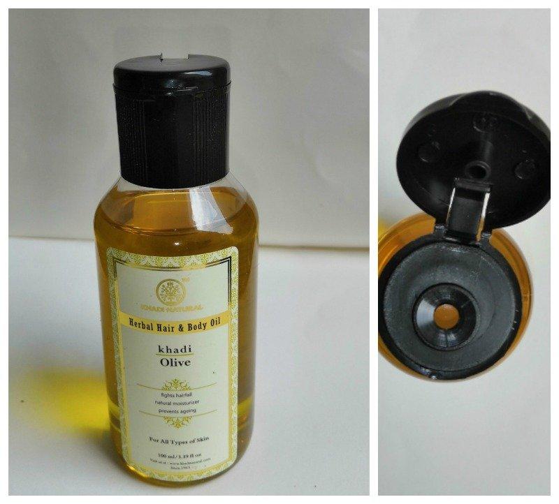 Khadi Olive Oil