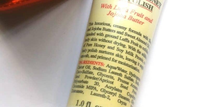 Kiehl's Soy Milk & Honey Body Polish