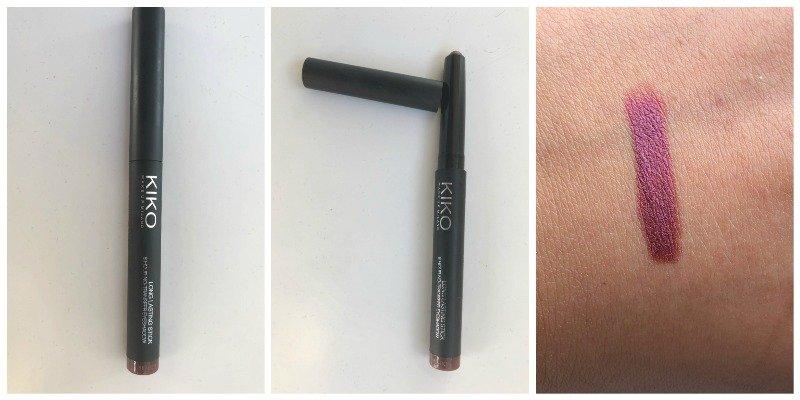 Kiko Burgundy Eyeshadow Stick