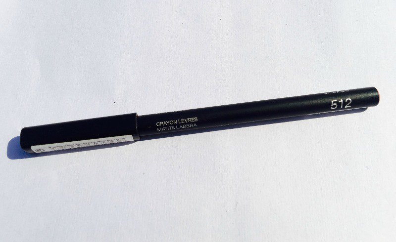 Kiko Milano  The Strawberry Pink Lip Pencil 1