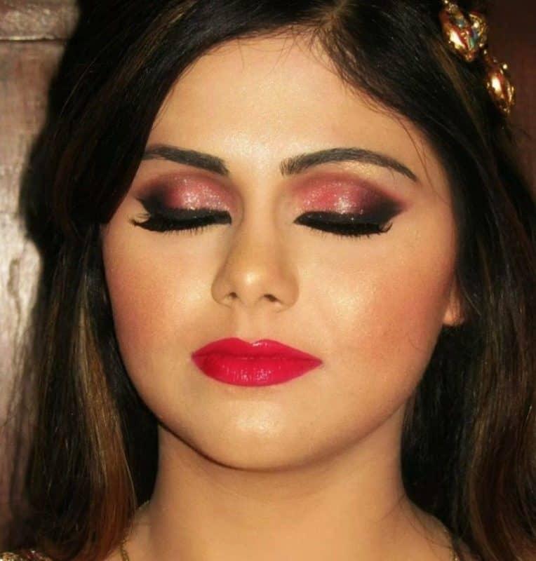 Kryolan Glamour Sparks Golden Sparks 3
