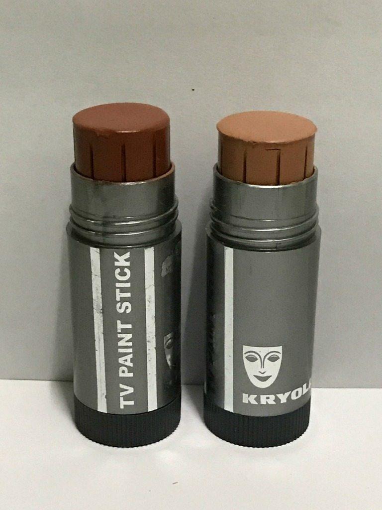Kryolan TV Paint Sticks Review