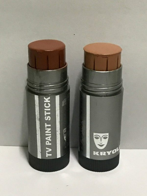 Kryolan TV Paint Sticks Review