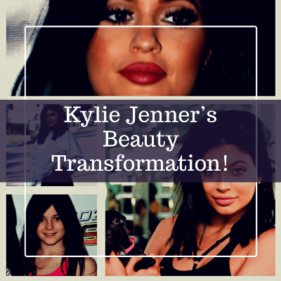 Kylie Jenner's Beauty Transformation Over the Years 1