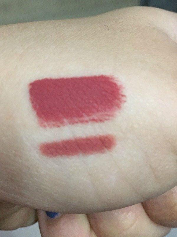 Kylie Kirsten Matte Liquid Lipstick and Lip Liner 2