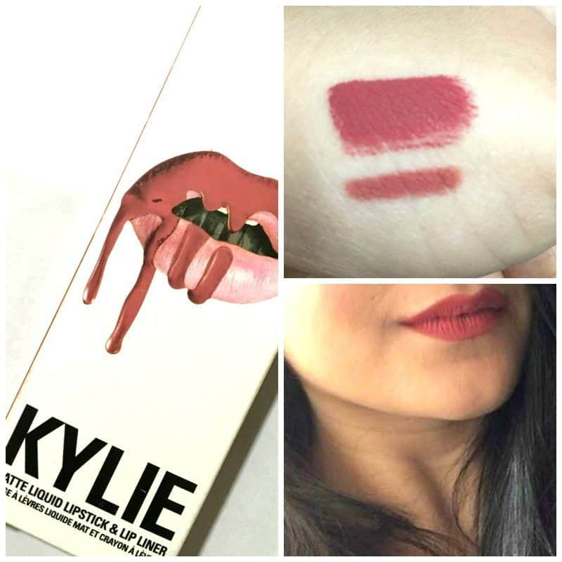 Kylie Kristen Matte Liquid Lipstick and Lip Liner