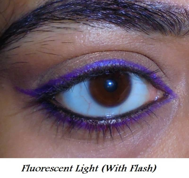 L'Oreal Infallible Silkissime Silky Pencil Eyeliner 240 Pure Purple Review 6