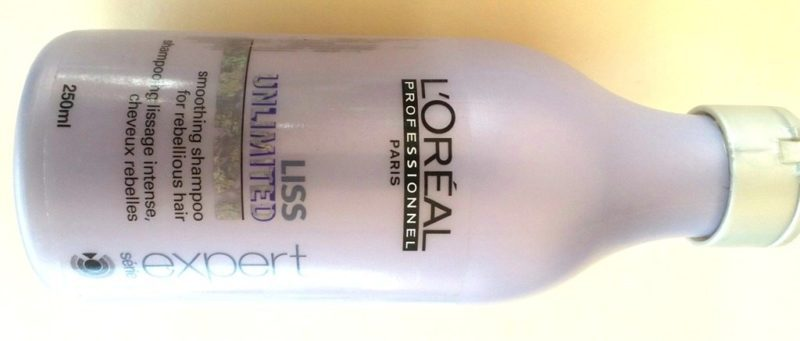 L'Oreal Paris  Professional Liss Unlimited Shampoo Review