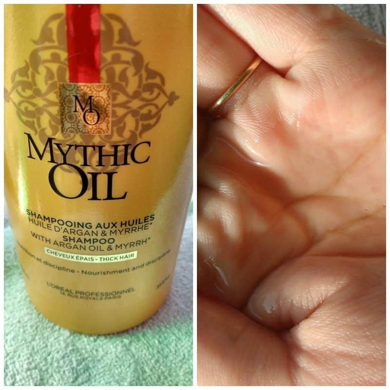 L'Oreal Professionnel Mythic Oil Shampoo 4