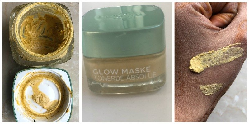 L'Oreal Pure-Clay Clarify and Smooth Face Mask