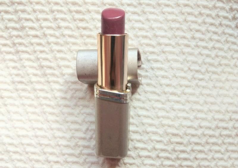 L'oreal Color Riche Lipstick Mulberry 710 4