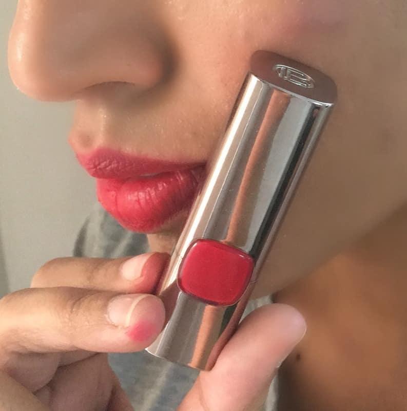 L Oreal Paris Lincoln Rose Lipstick