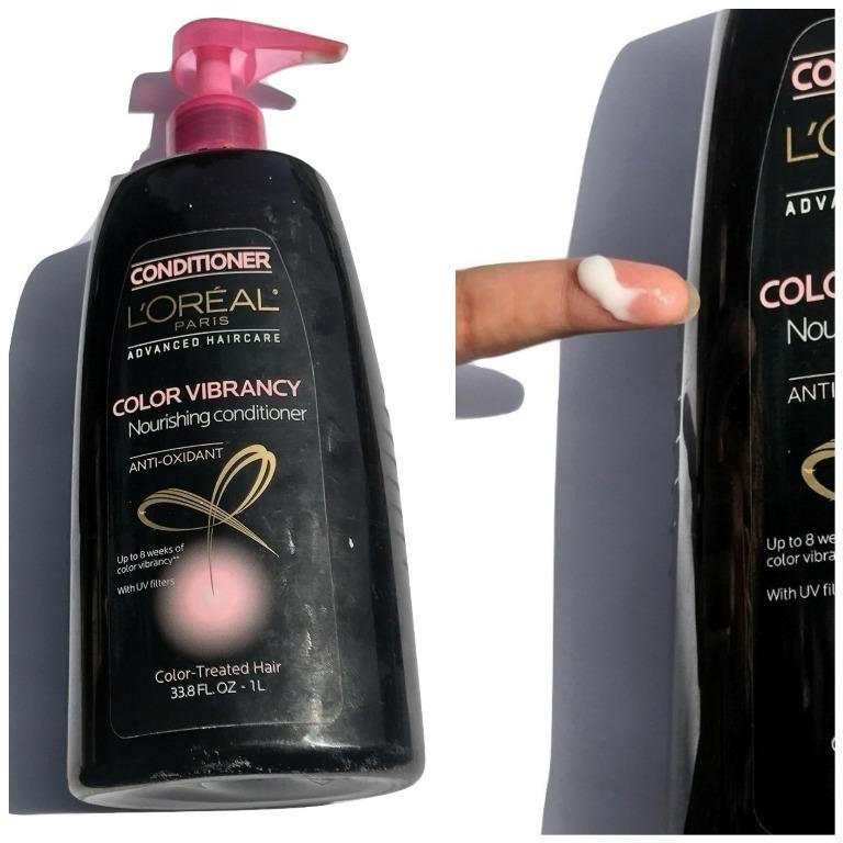 L'Oreal Color Vibrancy Conditioner