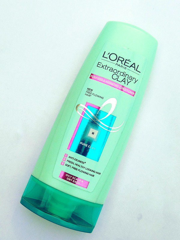 L'Oreal Paris Extraordinary Clay Conditioner Review