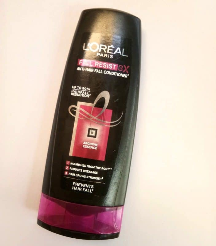 L'Oreal Paris Fall Resist 3x Conditioner Review