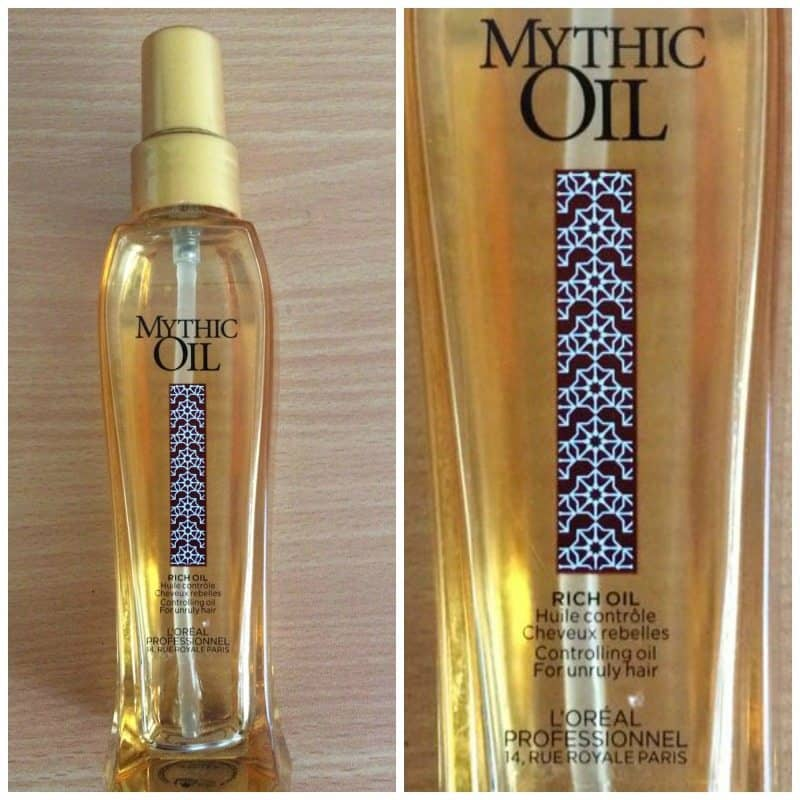 L'Oreal Professionnel Mythic Rich Oil Review