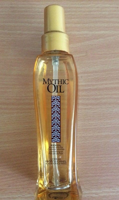 L'Oreal Professionnel Mythic Rich Oil Review 1