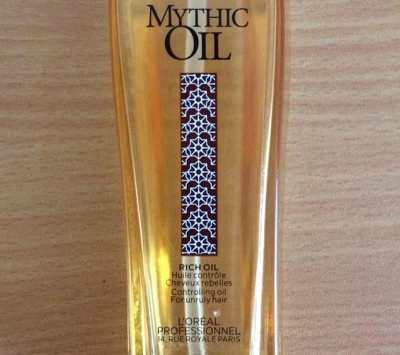 L'Oreal Professionnel Mythic Rich Oil Review 4