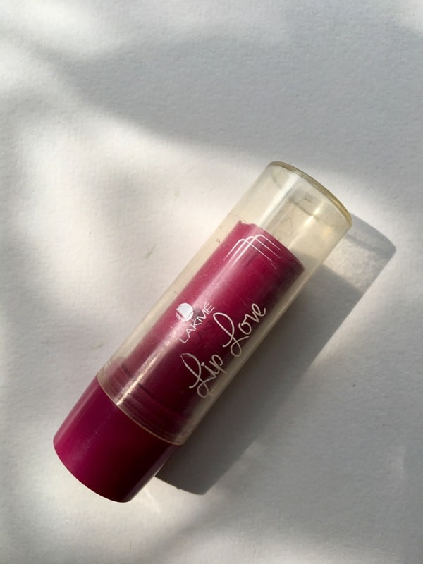 Lakmè Lip Love Grape Lip Balm Review
