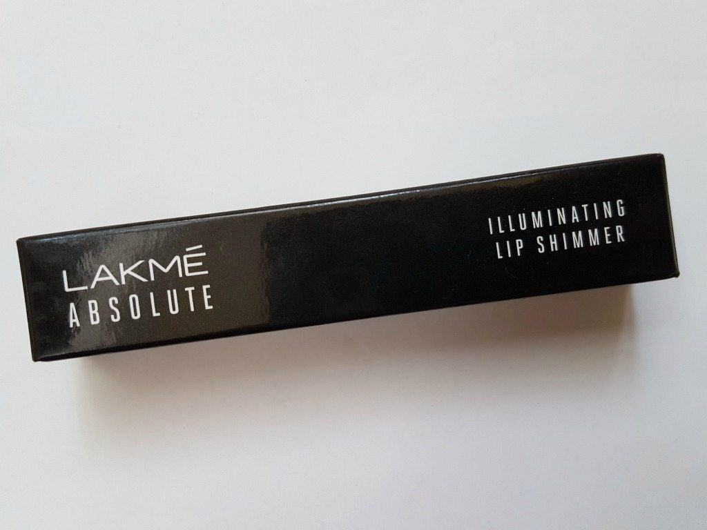 Lakmé Absolute Illuminating Lip Shimmer Bronze Flake 1