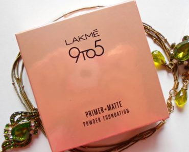 Lakme 9 to 5 Primer + Matte Powder Foundation 5