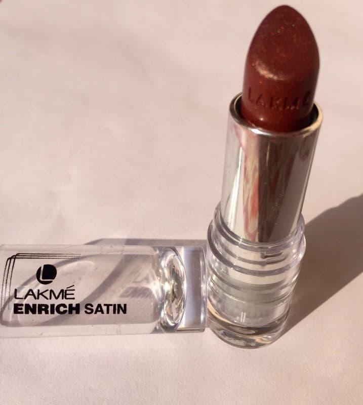 Lakme Enrich Satin Lipstick M461 1