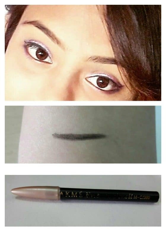Lakme Eye Brow Pencil Black Review 4