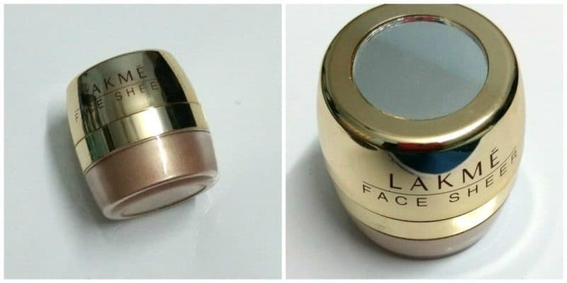Lakme Face Sheer Blush Sunkissed Review 5