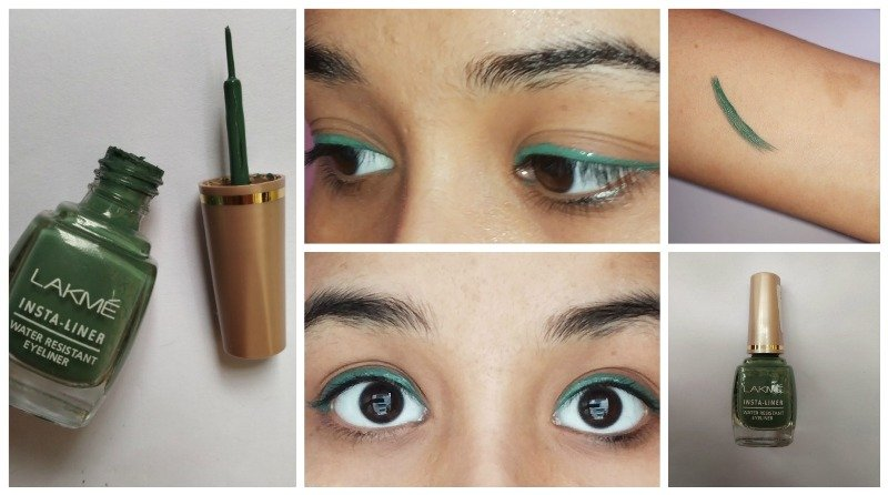 Lakme Insta Eyeliner Green