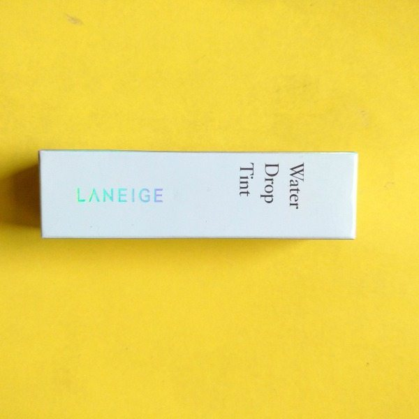 Laneige Water Drop Tint Scarlet Red