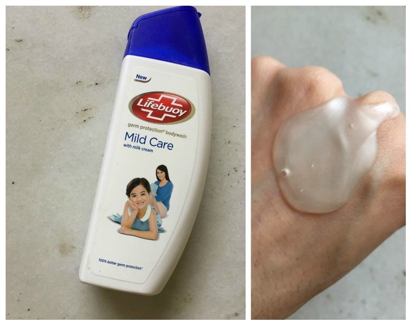 Lifebuoy Mild Care Body Wash