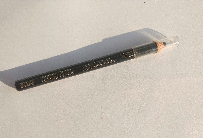 Loreal Eyeliner Pencil Le Kohl Carbon Black 4