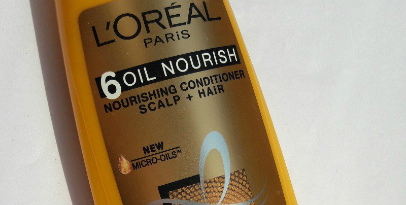 Loreal Hair Conditioner  Loreal 6 Oil Nourish Conditioner  3